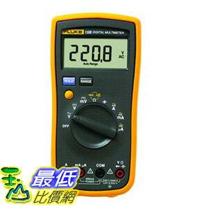 (公司貨) 美國福祿克 FLUKE F15B+ /EM  ESP 數位萬用表 三用電表