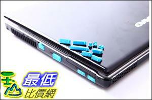 [103 玉山最低網] 筆記型電腦防塵塞13件套組 / 通用型13件組 筆電防塵塞 USB VGA HDMI 13件 矽膠防塵塞 USB防塵塞 防塵套(_S11) $35