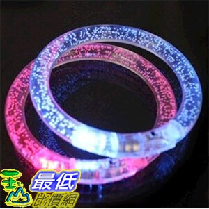 [玉山最低比價網] 螢光閃光LED手環 LED燈夜光手環運動手環壓克力發光手環LED手鐲演唱會造勢活動尾牙派對(_J35)