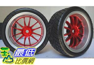 [玉山最低比價網]  國產HPI1:10 竟速 跑街 拉力 抓地 輪胎 輪轂(L315) $499