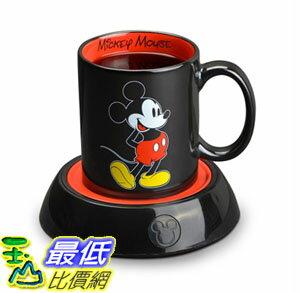 [104美國直購] 迪士尼 米老鼠 Disney Mickey Mug Warmer 保溫杯墊 飲品保溫器含馬克杯_TC2
