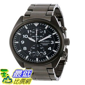 [103美國直購] 手錶 Seiko Mens SNN233 Stainless Steel Watch $5596