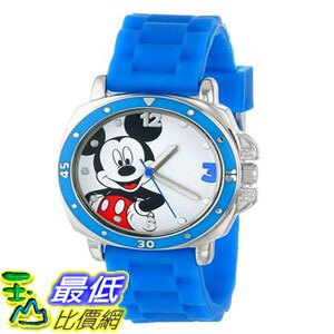[103美國直購] 手錶 Disney Kids MK1266 Watch with Blue Rubber Band $619