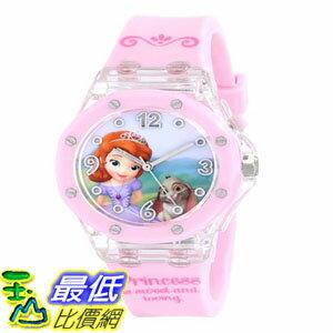 [103美國直購] 手錶 Disney Kids SOF1454 Digital Display Analog Quartz Pink Watch $619