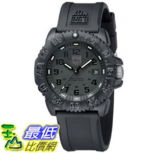 [103美國直購] 男士手錶 Luminox Evo Navy Seal Blackout Mens Watch 3051.BLACKOUT $11252