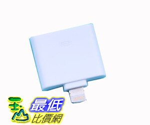 _a[玉山最低比價網]OEM iPhone5 Lightning 轉換器 傳輸 充電 轉換頭 轉接頭 30 Pins (99784117_D27) dd