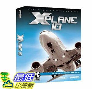 [美國直購]2012 美國暢銷軟體X-Plane 10 Regional North America $1500