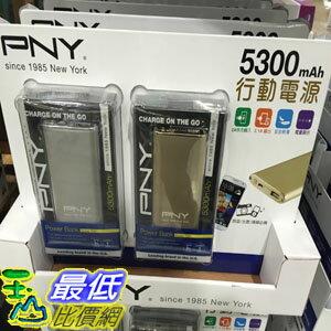 [104限時限量促銷] COSCO  PNY POWER BANK 行動電源 5300MAH(2 入)POWER-T531 C55321 $1135