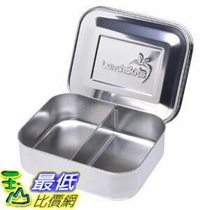 [104美國直購] 午餐盒 兒童款 LunchBots Duo Stainless Steel 高品質食品級(18/8)