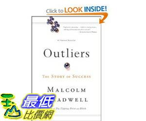 [美國直購]2012 美國秋季暢銷書排行榜Outliers: The Story of Success $686