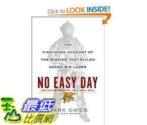 [美國直購]2012 美國秋季暢銷書排行榜No Easy Day $918
