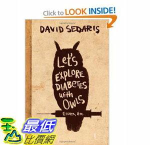 [美國直購]2012 美國秋季暢銷書排行榜Let's Explore Diabetes with Owls $920