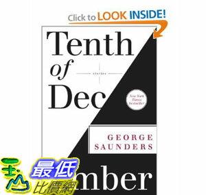 [美國直購]2012 美國秋季暢銷書排行榜Tenth of December: Stories $887