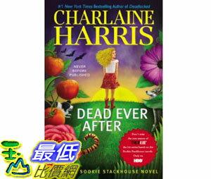 [美國直購]2012 美國秋季暢銷書排行榜Dead Ever After: A Sookie Stackhouse Novel $934