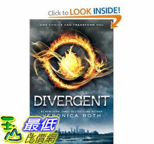 ^~美國直購^~2012 美國 暢銷書排行榜Divergent  540 ~  好康折扣