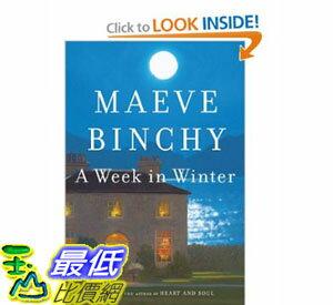[美國直購]2012 美國秋季暢銷書排行榜A Week in Winter $912