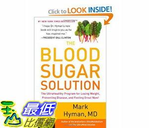 [美國直購]2012 美國秋季暢銷書排行榜The Blood Sugar Solution$994
