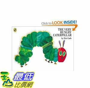 [美國直購]2012 美國秋季暢銷書排行榜The Very Hungry Caterpillar (Picture Puffins)$858