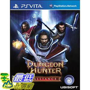 [現金價] PS Vita PSV 暗黑領域 Dark Quest Alliance 英文版(亞版)yxzx _AD4 $950