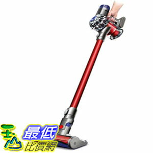 Dyson V6 頂級 Absolute Plus 8吸頭版[獨家贈送原廠吸頭置物袋](含防過敏fuffy吸頭組) DC74 C955770