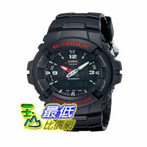 [104美國直購] G-Shock男士手錶 Men's G100-1BV $2651