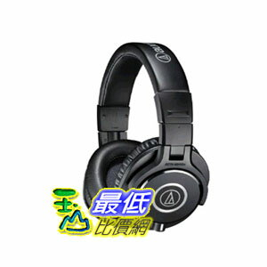 【104美國直購】鐵三角 Audio-Technica ATH-M40x Professional Studio Monitor Headphones 耳罩式耳機 $4598