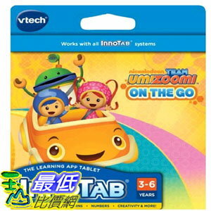 [104美國直購] VTech InnoTab Software, Nickelodeon Team Umizoomi $871