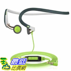 [104美國直購] Sennheiser 森海塞爾 PMX 686G Sports Earbud Neckband Headset,3.5 mm (Android專用) 耳機