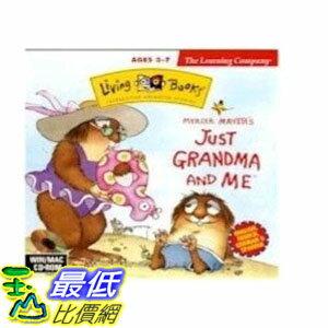 [104美國直購] Mercer Mayer's Just Grandma and Me $1037