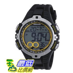 [103 美國直購 ShopUSA] Timex Marathon 手錶 4E Digital Quartz Mens Watch T5K421