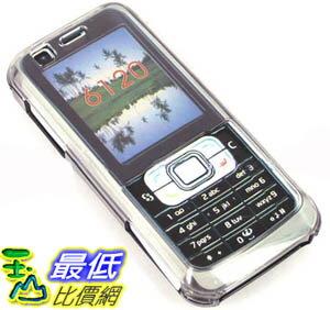 _a@[有現貨-馬上寄] 諾基亞 NOKIA 6120 手機 專用 透明 炫彩 壓克力 水晶保護殼 (50013_ Q105)