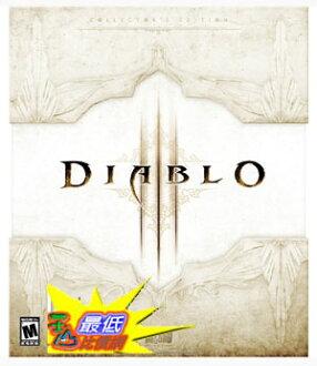 (美國代購)  暗黑破壞神 3 Diablo 3 Collector`s Edition (美版限定版)(典藏版) $14990