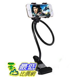 [103 玉山最低比價網] 雙嘴夾 長頸夾式手機支架 萬向床頭固定架 懶人支架 對講機 行車記錄器 相機 攝影機 固定架/托架/導航架(_KA25) $166