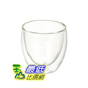 [104美國直購] 2.5 ounce B00CQL4H2S Bodum Pavina Double-Wall Thermo Glasses 1 入裝 $699