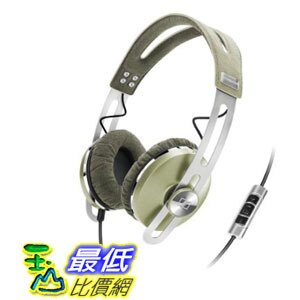[103 美國直購] 綠色 Sennheiser 耳機 Momentum On Ear Headphone