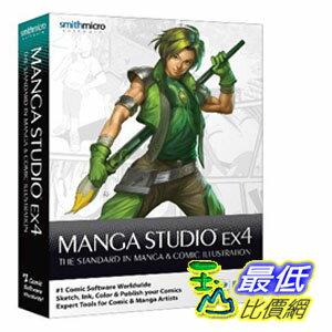 [103 美國直購 ShopUSA] 漫畫工作室 Manga Studio EX 4 $2929