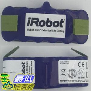 [現貨] iRobot Roomba 5、6、7、8系列原廠長效電池~保固半年送黃濾網三片(or籃色一片)及邊刷一支