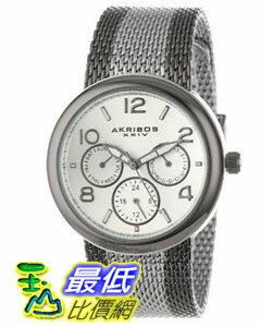 [103 美國直購 ShopUSA] Akribos 手錶 GMT Multi-Function Two-Tone Ladies Watch AK559BK bfy $6235