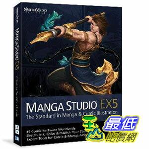 [103 美國直購 ShopUSA] 漫畫工作室 Manga Studio EX 5 $5374