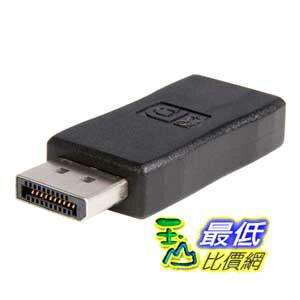 [103 美國直購 ShopUSA] StarTech.com 適配器轉換器 DisplayPort? to HDMI? Video Adapter Converter - M/F $722