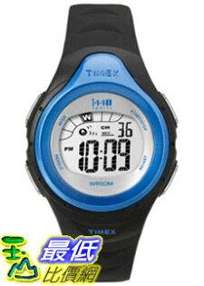 [美國直購 ShopUSA] Timex 手錶 Women's T5K243 Black Resin Quartz Watch with Digital Dial #1681866616