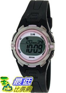 [美國直購 ShopUSA] Timex 手錶 Women's T5K683 Grey Rubber Quartz Watch with Digital Dial #1681892583
