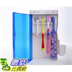 [美國直購 ShopUSA] 牙刷消毒器 BriteLeafs UV Ultraviolet Family Toothbrush Sanitizer Sterilizer Cleaner - Triple sanitizing cycles per day $1880