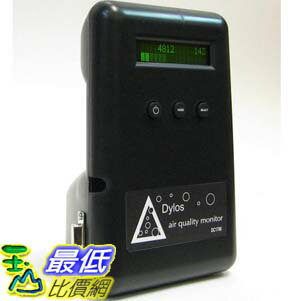 [美國直購 USAshop]  空氣品質監測儀  Dylos  DC1700 BATTERY OPERATED AQM DC1700 _U22