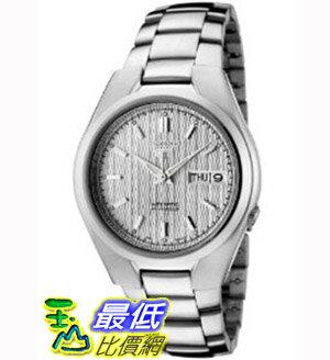 [美國直購 USAShop] Seiko 手錶 Men's 5 Automatic SNK601K Silver Stainless-Steel Automatic Watch with Silver Dial _mr $2732