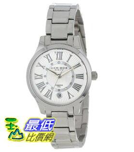 [美國直購禮品暢銷排行榜] Akribos 手錶 XXIV Women's AK570SS Lady Diamond Stainless Steel Diamond Bracelet Watch $4259