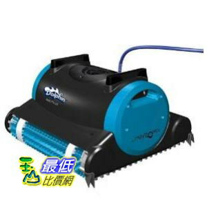 [103 美國直購 USAShop] 游泳池清潔機器人 Dolphin 99996323 Dolphin Nautilus Robotic Pool Cleaner with Swivel Cable, 60-Feet $30004