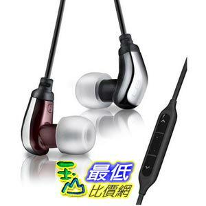 [103 美國直購 USAShop] 全新 Logitech Ultimate Ears UE 600vi 專業隔音耳機麥克風 清晰通透高中音 高靈敏度麥克風及通話按鈕