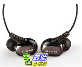 [103 美國直購 ShopUSA] Creative 耳機 Aurvana 3 In-Ear Noise-Isolating Headphones EF0420 $3665