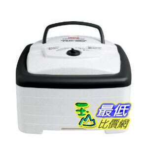 [美國直購] 美國 Nesco FD-80 80A Square-Shaped Dehydrator 食物乾燥機 (烘乾機 風乾機 除溼機 DIY零食)